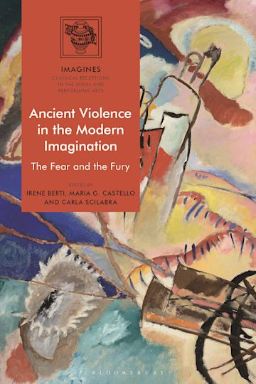 Ancient Violence in the Modern Imagination cover