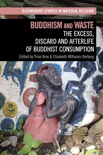Buddhism and Waste cover
