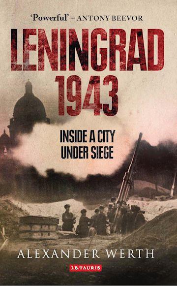 Leningrad 1943 cover