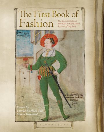 The First Book of Fashion cover
