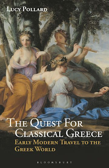 The Quest for Classical Greece cover