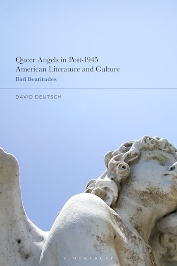 Queer Angels in Post-1945 American Literature and Culture cover