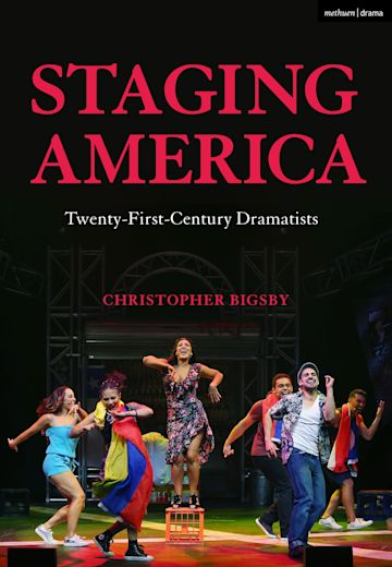 Staging America cover