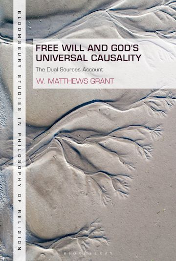 Free Will and God's Universal Causality cover