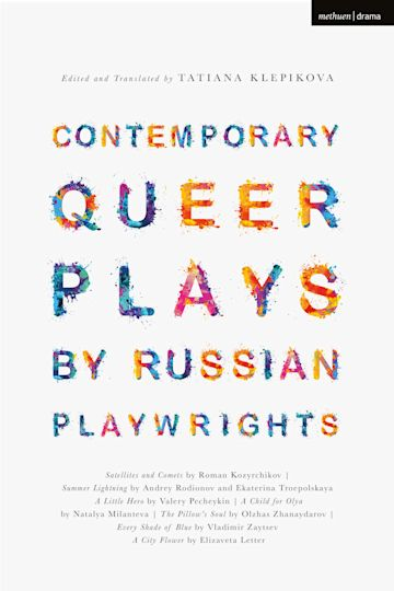Contemporary Queer Plays by Russian Playwrights cover