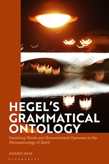 Hegel's Grammatical Ontology cover