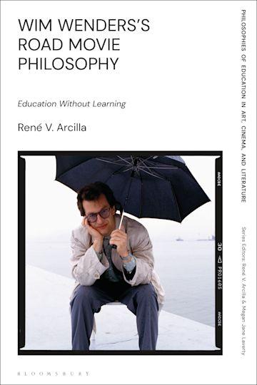 Wim Wenders's Road Movie Philosophy cover