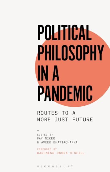Political Philosophy in a Pandemic cover