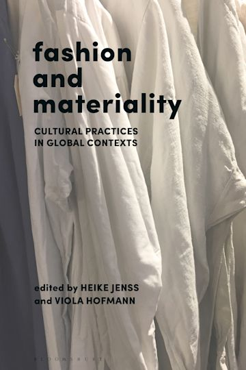 Fashion and Materiality cover