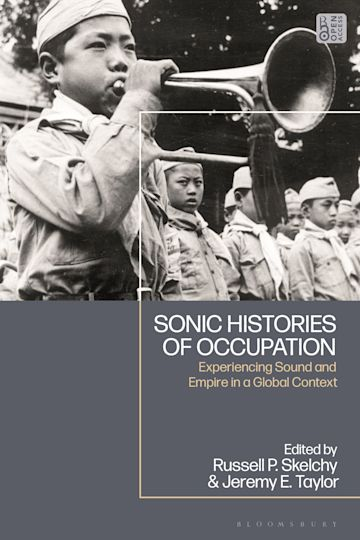 Sonic Histories of Occupation cover