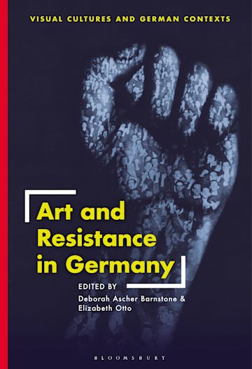 Art and Resistance in Germany cover