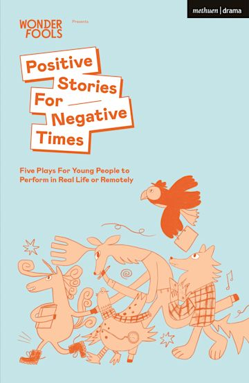Positive Stories For Negative Times cover