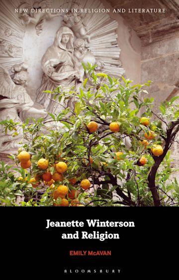 Jeanette Winterson and Religion cover