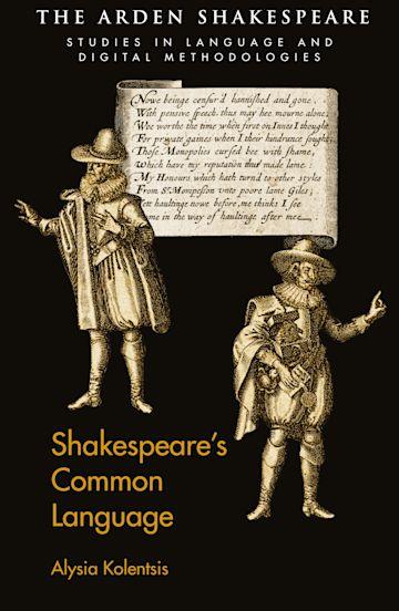 Shakespeare's Common Language cover
