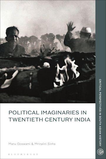Political Imaginaries in Twentieth-Century India cover