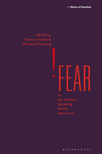 Fear in the German-Speaking World, 1600-2000 cover
