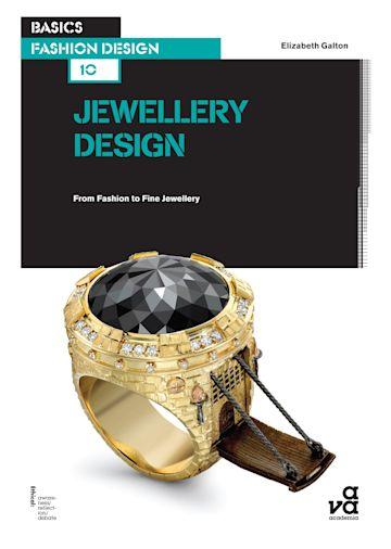 Basics Fashion Design 10: Jewellery Design cover