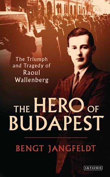The Hero of Budapest cover