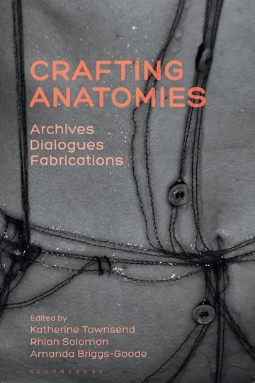 Crafting Anatomies cover