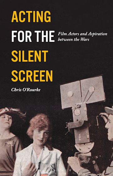 Acting for the Silent Screen cover