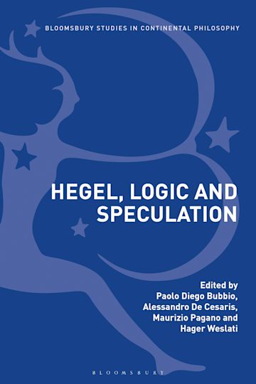 Hegel, Logic and Speculation cover
