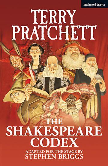 The Shakespeare Codex cover