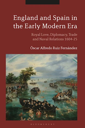 England and Spain in the Early Modern Era cover