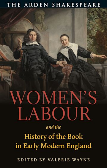 Women's Labour and the History of the Book in Early Modern England cover