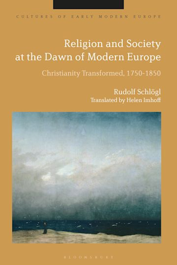 Religion and Society at the Dawn of Modern Europe cover