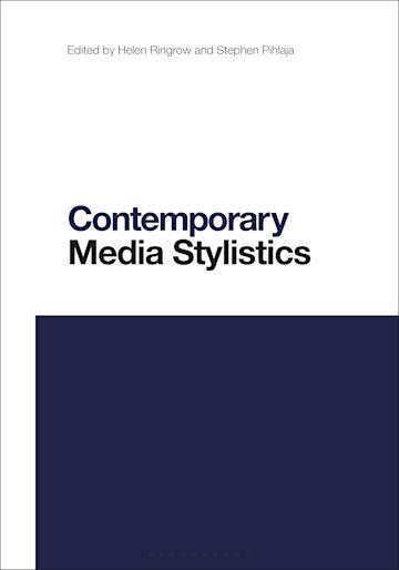 Contemporary Media Stylistics cover