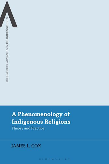 A Phenomenology of Indigenous Religions cover