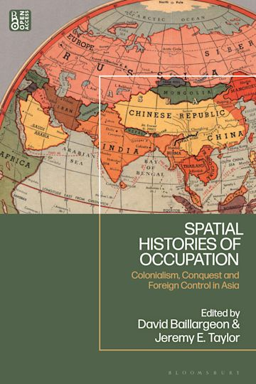Spatial Histories of Occupation cover