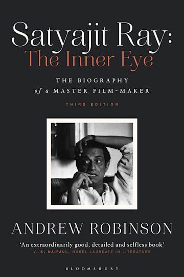 Satyajit Ray: The Inner Eye cover