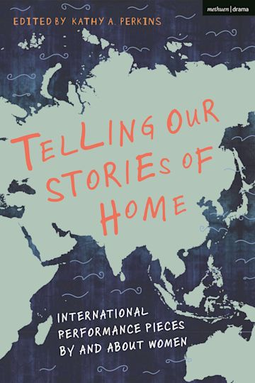Telling Our Stories of Home cover