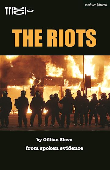 The Riots cover