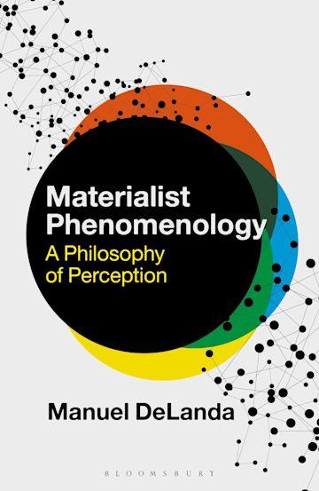 Materialist Phenomenology cover