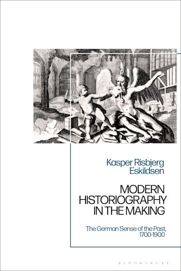 Modern Historiography in the Making cover