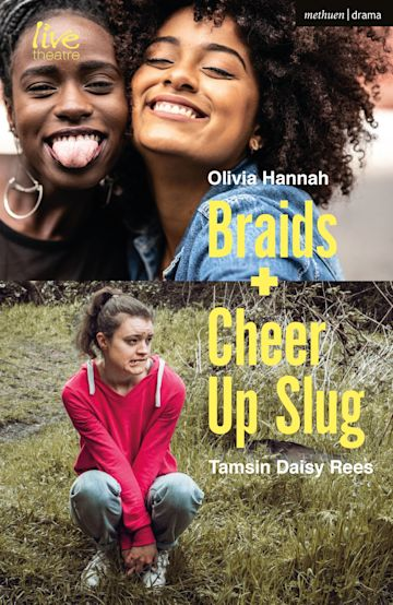 Braids and Cheer Up Slug cover