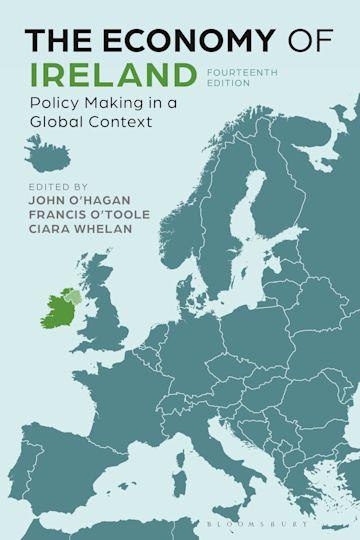 The Economy of Ireland cover
