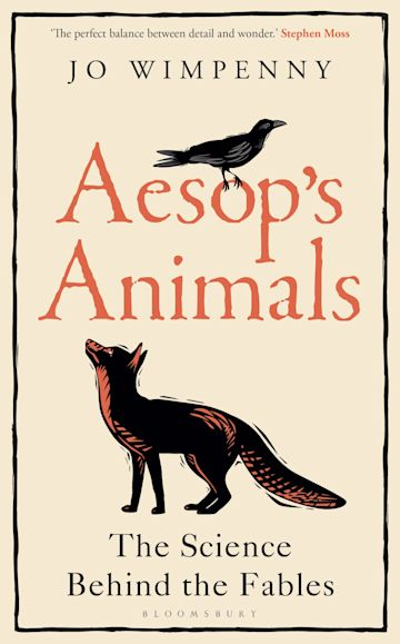 Aesop's Animals cover