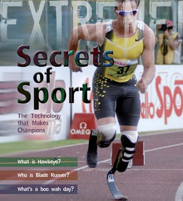 Extreme Science: Secrets of Sport cover