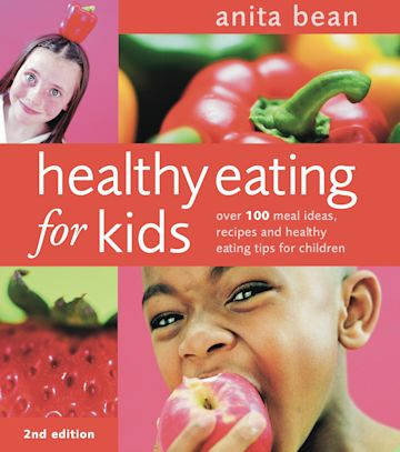 Healthy Eating for Kids cover
