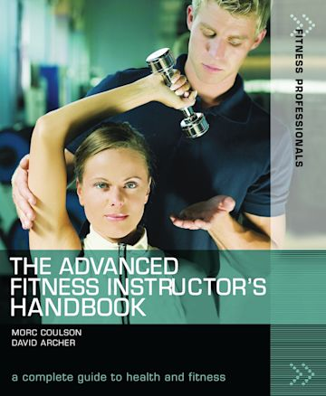 The Advanced Fitness Instructor's Handbook cover