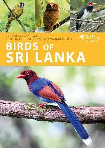 Birds of Sri Lanka cover