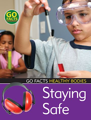 Staying Safe cover