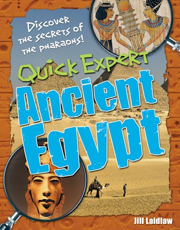 Quick Expert: Ancient Egypt cover