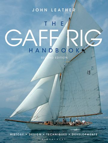 The Gaff Rig Handbook cover