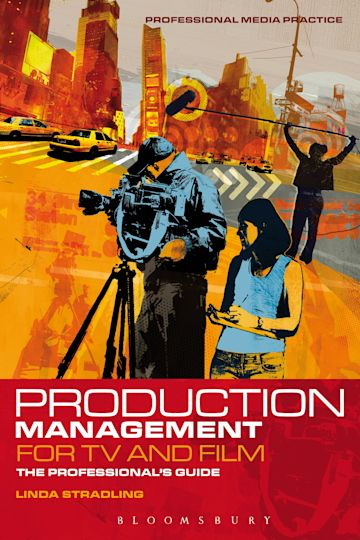 Production Management for TV and Film cover