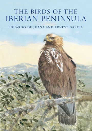 The Birds of the Iberian Peninsula cover