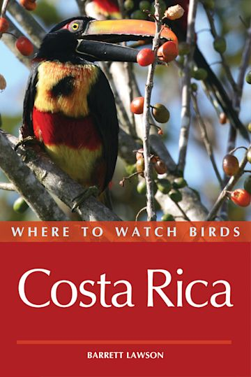 Where to Watch Birds in Costa Rica cover
